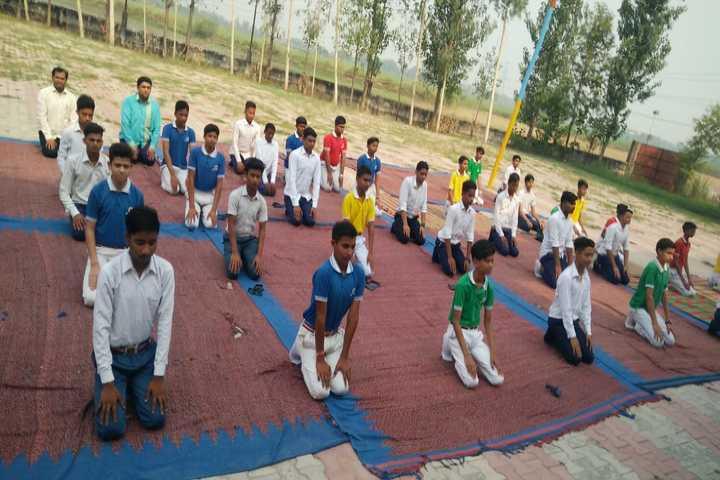 PNS Arihant Public Academy - Yoga