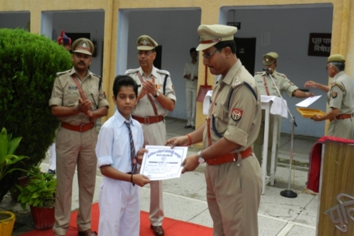 Police Modern School-Achievements