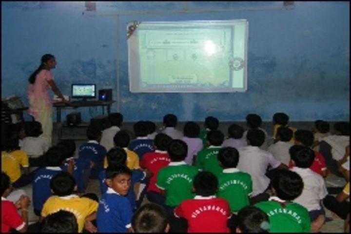 Vigyananand Kendriya Vidyalaya-Classroom