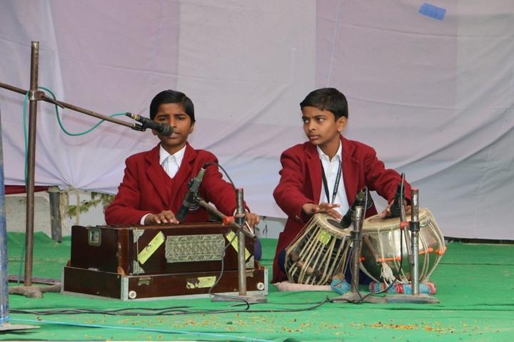 Vigyananand Kendriya Vidyalaya-Music Activity