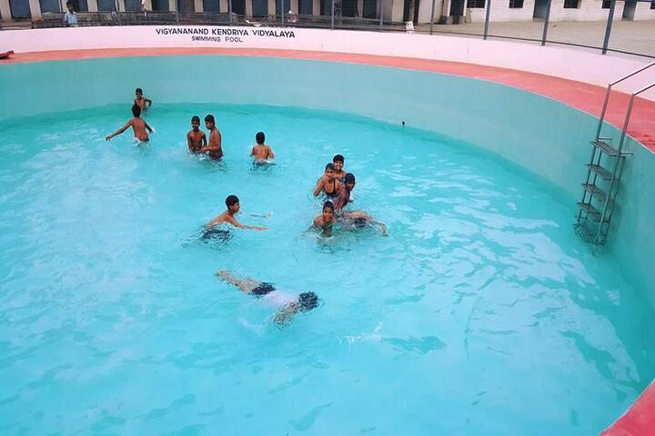 Vigyananand Kendriya Vidyalaya-Swimming Pool
