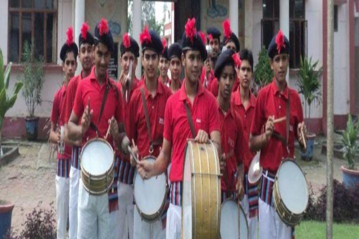 Police Modern School-Music Band