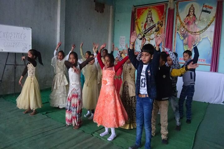 Prabha Sunrise Educational Institute-Childrens Day Celebrations