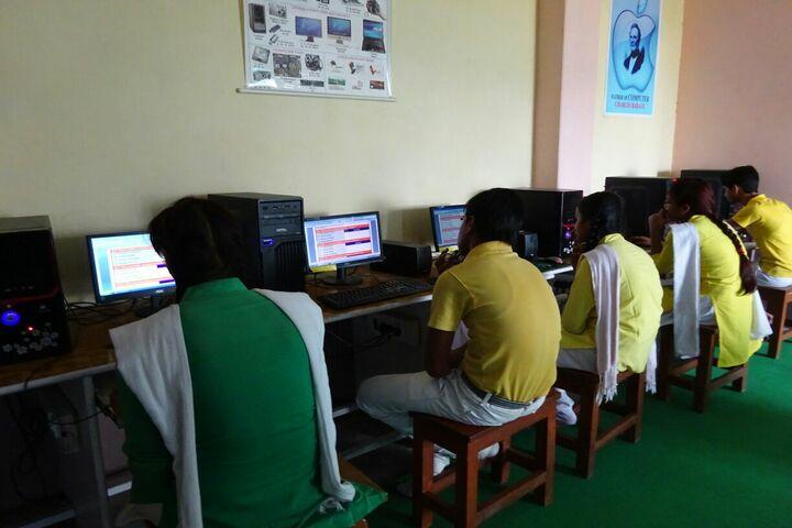 Prabha Sunrise Educational Institute-Computer Lab