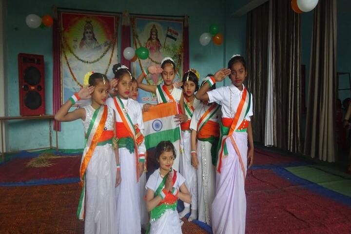Prabha Sunrise Educational Institute-Independence Day