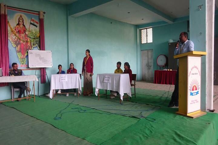 Prabha Sunrise Educational Institute-Quiz Competition