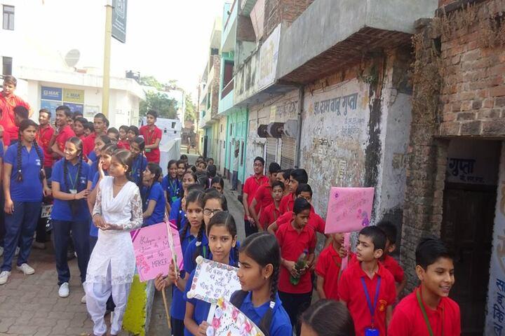 Prabha Sunrise Educational Institute-Ralley