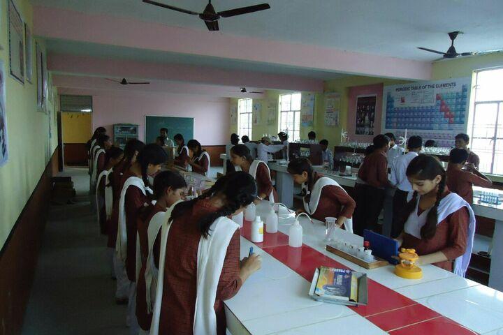 Prabha Sunrise Educational Institute-Science Lab