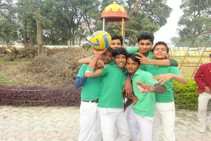 Prabha Sunrise Educational Institute-Sports