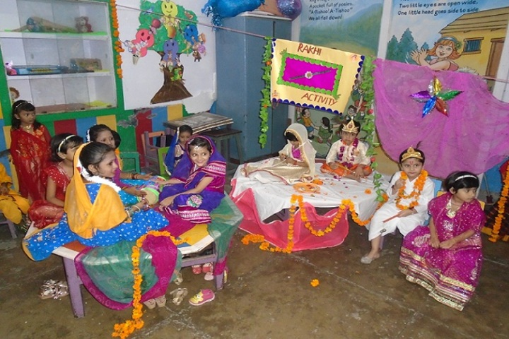Prabhat Public School-Cultural Activity