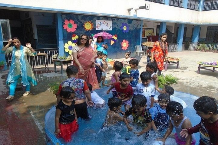 Prabhat Public School-Swimming Pool