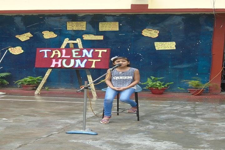 Prabhat Public School-Talent Hunt Activity