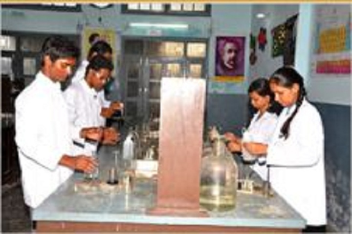 Prabhat Public School-Chemistry Lab