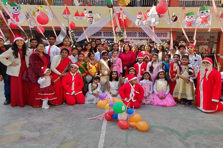Prabhat Public School-Chritmas Celebrations