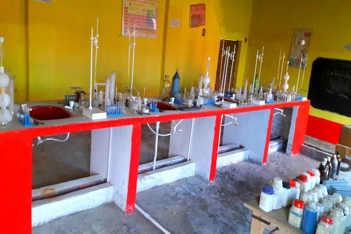 Pradhan Public Senior Secondary School-Physics Lab