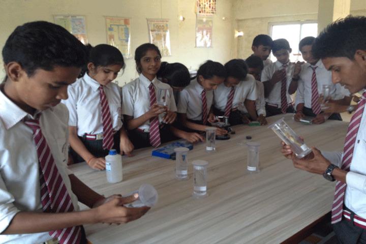 Prakash Global School-Biology Lab