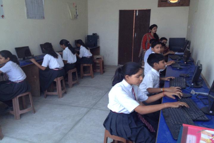 Prakash Global School-Computer Lab