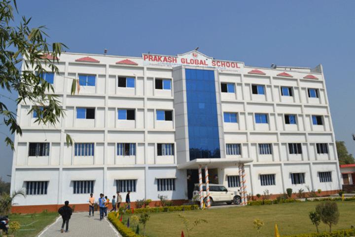 Prakash Global School-School Building