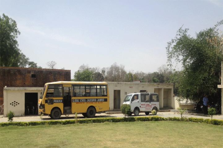 Prakash Global School-Transport