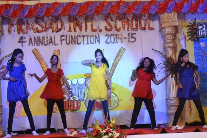 Prasad International School-Annual Function