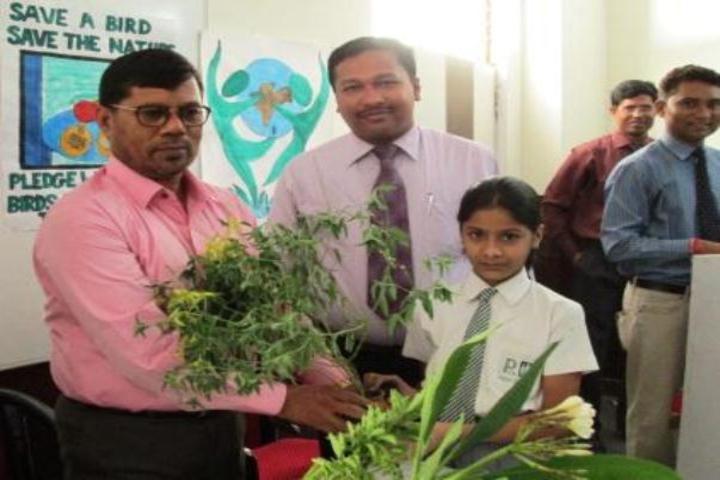 Prasad International School-Clubs Activity