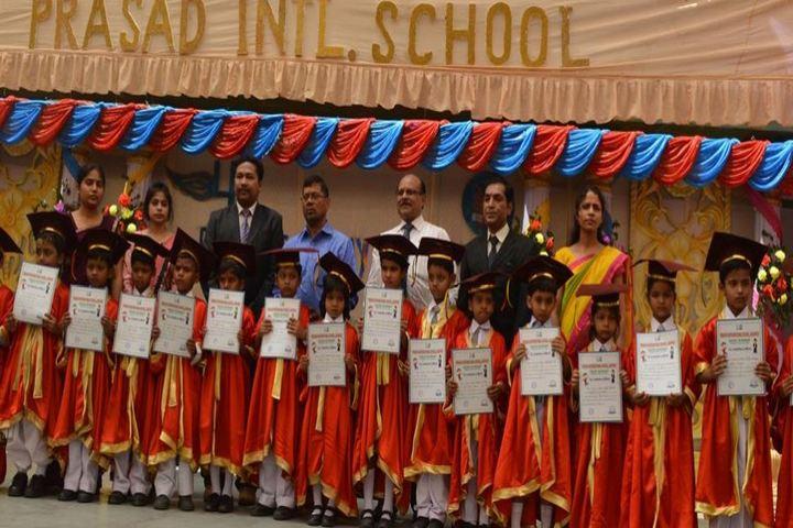 Prasad International School-Convocation Day
