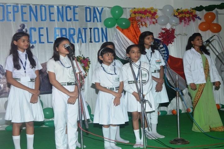 Prasad International School-Independence Day