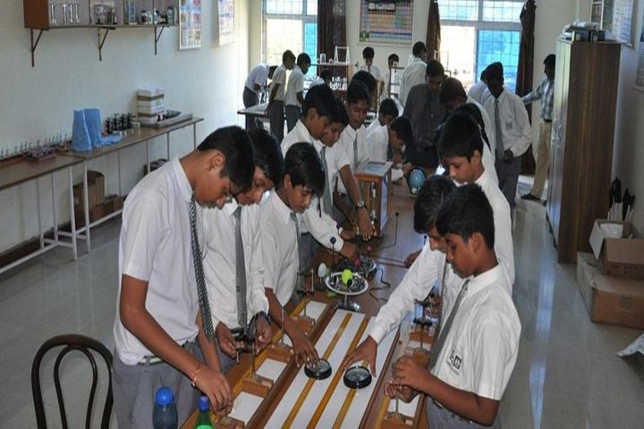 Prasad International School-Physics Lab