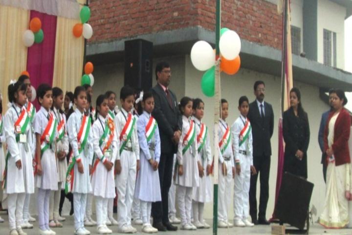 Prasad International School-Republic Day