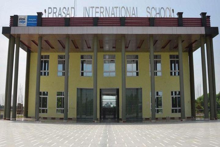 Prasad International School-School Building