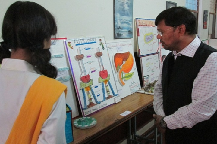 Prasad International School-School Exhibition