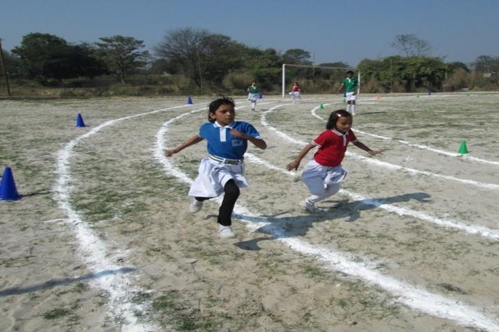 Prasad International School-Sports Day