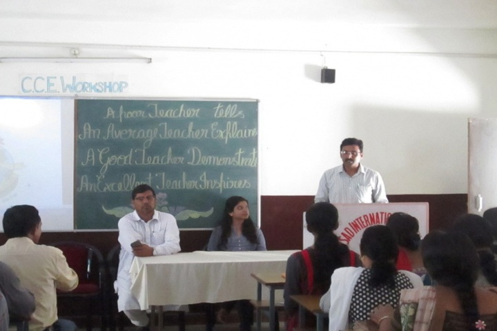 Prasad International School-Teachers Training