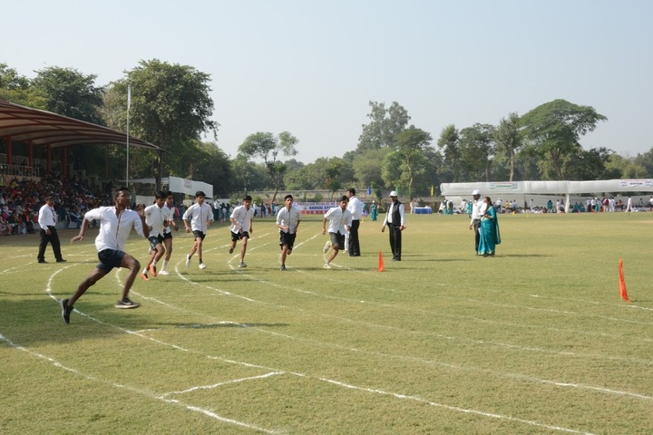 Prelude Public School-Annual Sports Meet