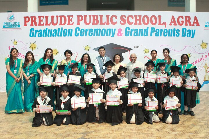 Prelude Public School-Graduation Ceremony