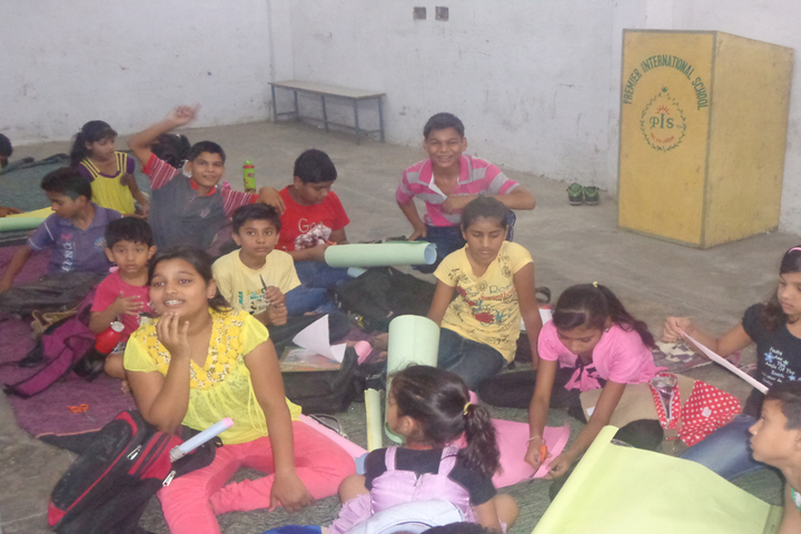 Premier International School-Activity