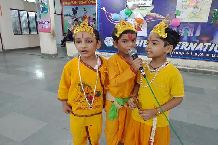 Premier International School-Krishnasthami Celebrations