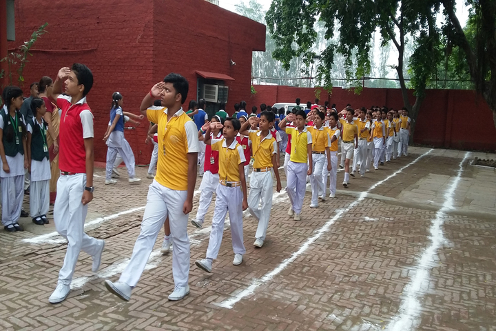 Premier International School-Sports Meet