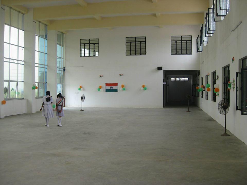 Prisha International School-Assembly Hall