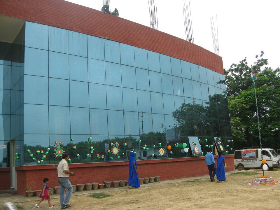 Prisha International School-Campus View