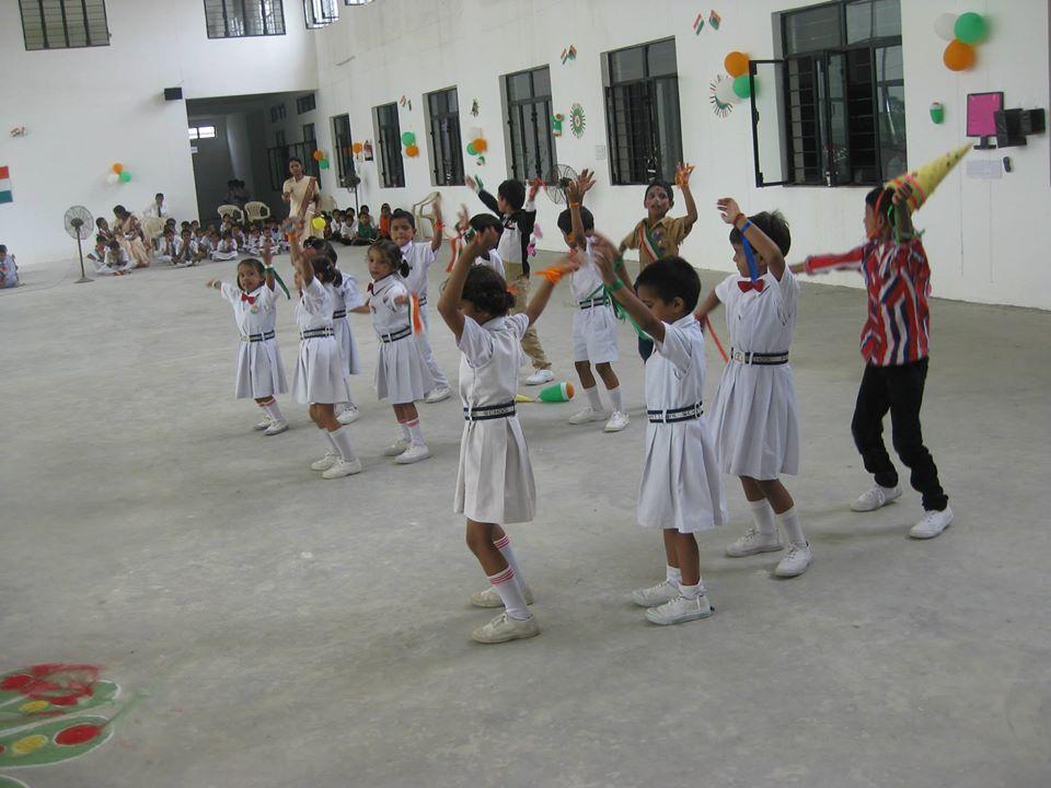 Prisha International School-Drama Activities