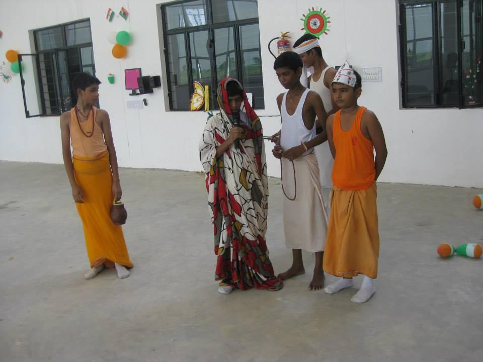 Prisha International School-Drama