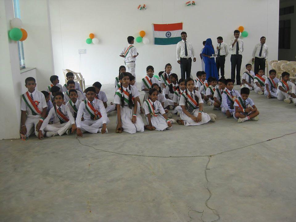 Prisha International School-Independence Day Celebration