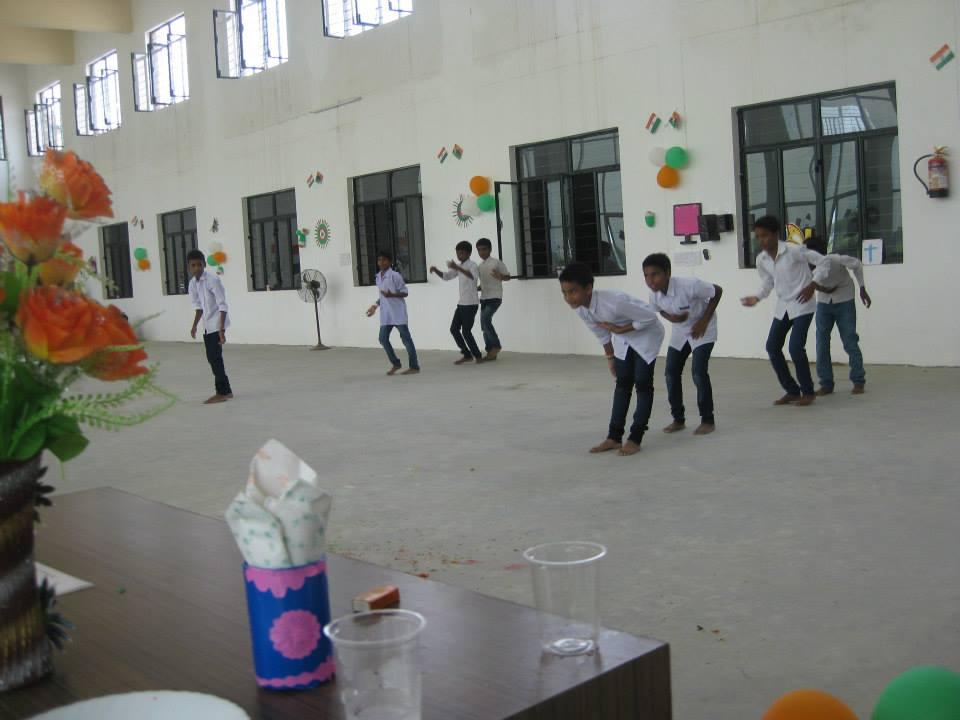 Prisha International School-Independence Day