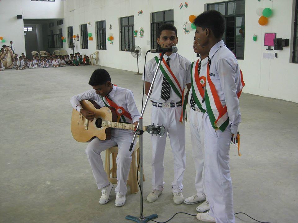 Prisha International School-Singing