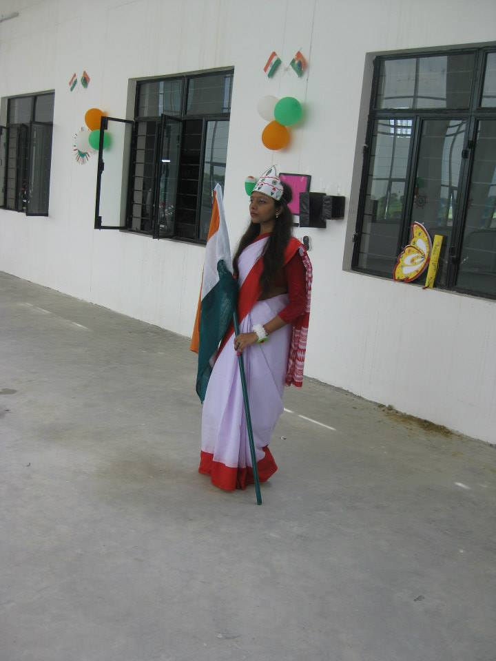 Prisha International School-Speech