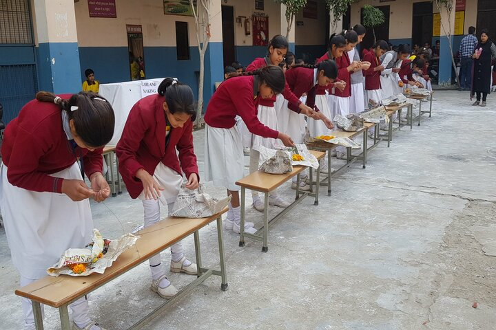 Prof Rajendra Singh Public School-Activity