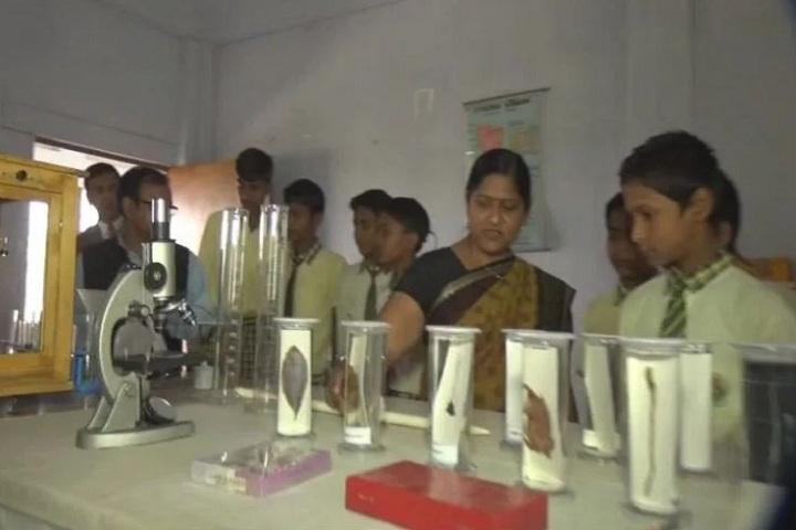 Pt Kedar Nath Public School-Bio Labs