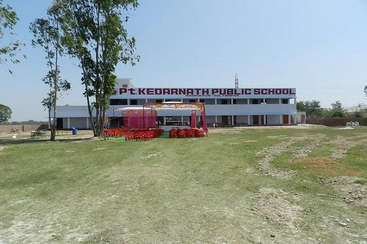 Pt Kedar Nath Public School-Campus