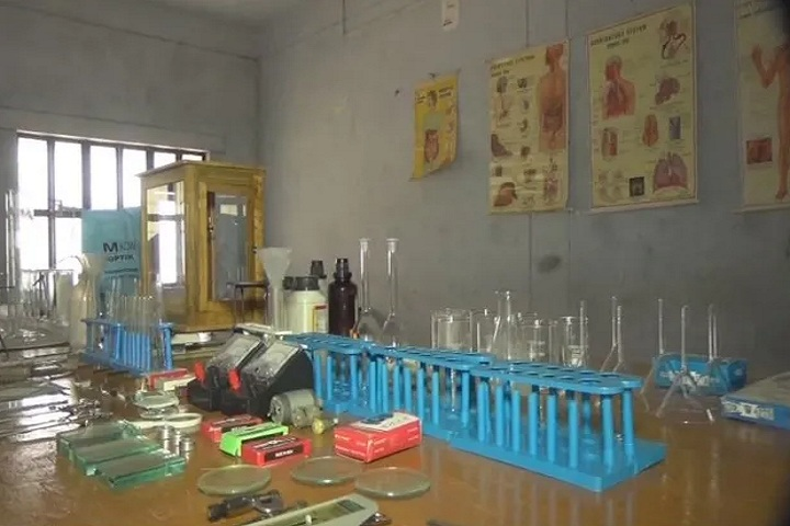 Pt Kedar Nath Public School-Chemistry Lab